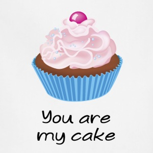 you are my cake - Adjustable Apron