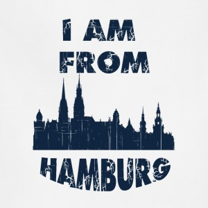 HAMBURG I am from - Adjustable Apron