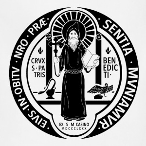 St. Benedict Medal - Adjustable Apron