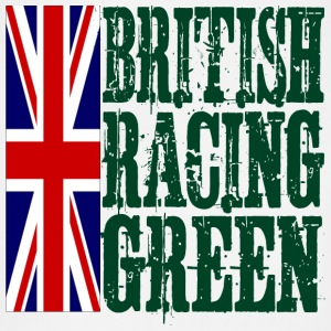 British Racing Green - Adjustable Apron