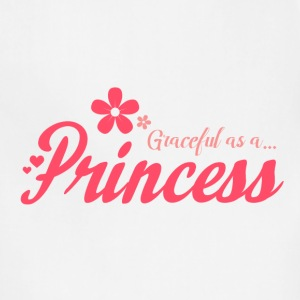 Graceful as a Princess - Adjustable Apron
