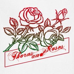 Thorns and Roses - Adjustable Apron