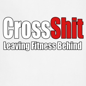 CrossShit Fitness Behind - Adjustable Apron