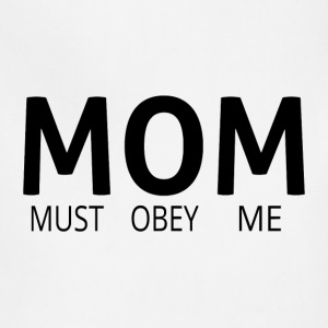 MOM (Must Obey Me) - Adjustable Apron