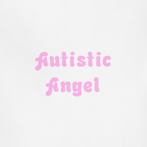 autistic angel pink - Adjustable Apron
