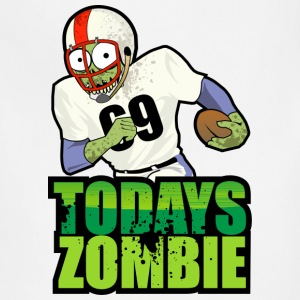 Football Zombie - Adjustable Apron