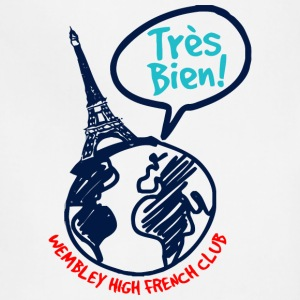 Tre s Bien WEMBLEY HIGH FRENCH CLUB - Adjustable Apron