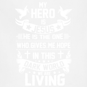 ***JESUS IS MY HERO*** - Adjustable Apron