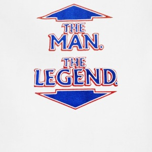 The Man The Legend - Adjustable Apron