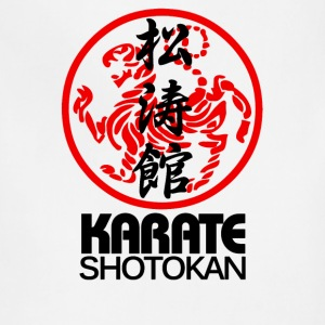 SHOTOKAN KARATE MARTIAL ARTS SYMBOL - Adjustable Apron