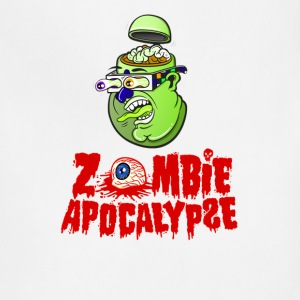 Zombie Apocalypse - Adjustable Apron
