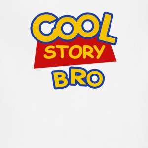 Cool Story Bro - Adjustable Apron