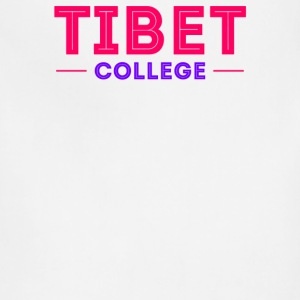 Tibet college University Humor - Adjustable Apron