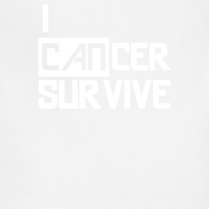 I Can Survive Cancer - Adjustable Apron