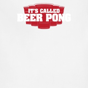 It s Called Beer Pong - Adjustable Apron