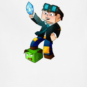 dantdm game fans - Adjustable Apron