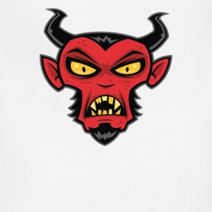 Angry Mad Devil - Adjustable Apron