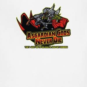 Asgardian Gods Never Die - Adjustable Apron
