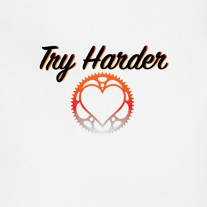 Try Harder - Adjustable Apron