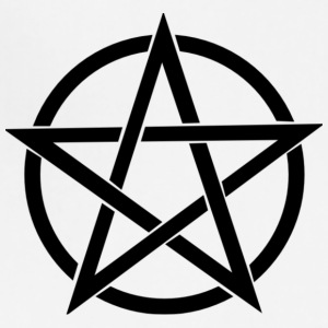 Witches Brew Ejuice Pentagram - Adjustable Apron