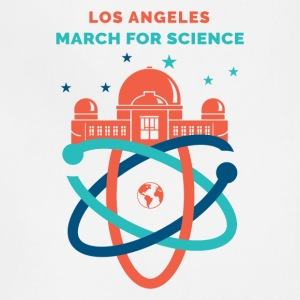 LA March for Science 2017 - Adjustable Apron