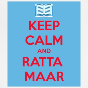 keep-calm-and-ratta-maar - Adjustable Apron