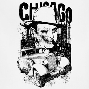 Chicago-gangster-Al Capone-cool-machine - Adjustable Apron