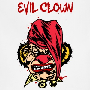 EVIL_CLOWN_35_bloody - Adjustable Apron