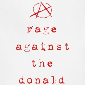 rage against the donald - Adjustable Apron