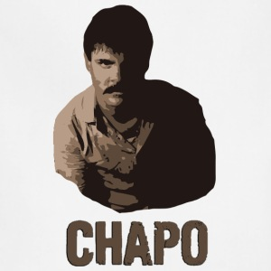 El Chapo - Titled - Adjustable Apron