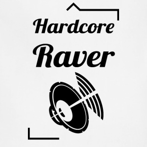 Hardcore Raver - Adjustable Apron