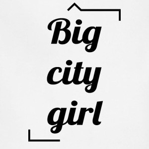 Big city girl - Adjustable Apron