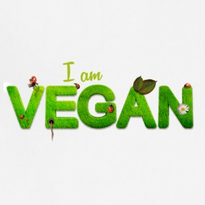 I am Vegan - Adjustable Apron