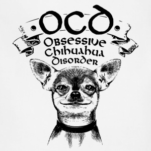 OCD [Obsessive Chihuahua Disorder] - Adjustable Apron