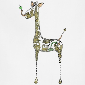 Blueprint for Building a Giraffe - Adjustable Apron