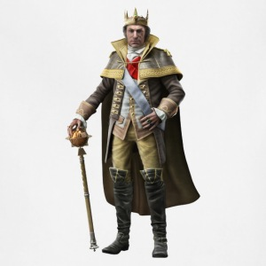 King Washington - Adjustable Apron