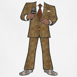 The Cheetah Suit - Adjustable Apron