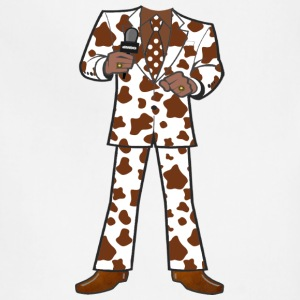 The Brown Cow Suit - Adjustable Apron