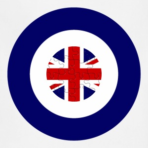Roundel Union Jack - Adjustable Apron
