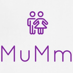 MuMm Logo - Adjustable Apron