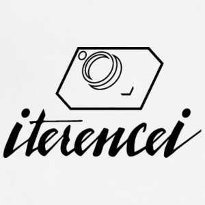 iterencei t shirt - Adjustable Apron