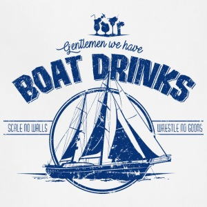 BoatDrinks - Adjustable Apron