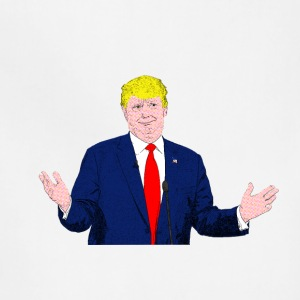 Trump Popart - Adjustable Apron
