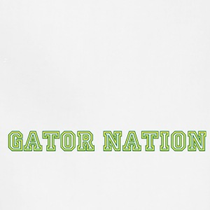 Gator Nation - Plus Size Fit - Adjustable Apron