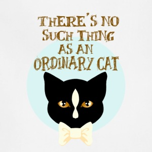No Such Thing as an Ordinary Cat - Adjustable Apron