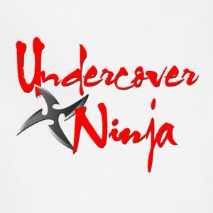 Undercover Ninja - Adjustable Apron