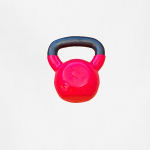 red kettlebell - Adjustable Apron