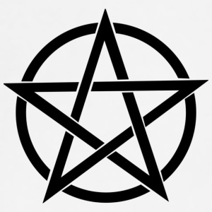 Cool looking Pentagram - Adjustable Apron