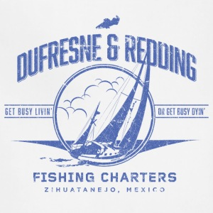 Dufresne and Redding Fishing Charters - Adjustable Apron
