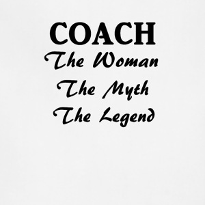 Coach The Woman The Myth The Legend - Adjustable Apron